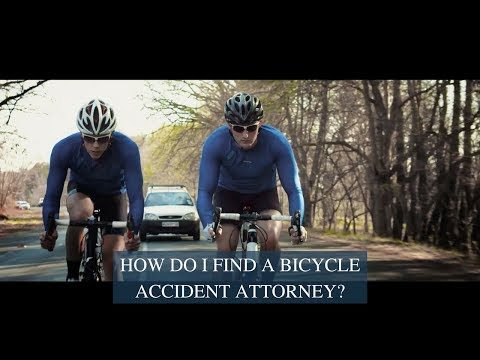 How do I find a bicycle accident attorney? | Portland OR Personal Injury Attorneys