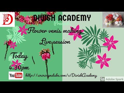 flower-gajira-/flower-venis-making/diy-artificial-flower