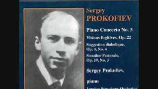 Prokofiev Romeo & Juliet Suite no.2 Piero Coppola LSO 2. Juliet the Young Girl
