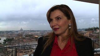 """Série """"Gomorra"""": une actrice évoque les femmes de la Camorra"""