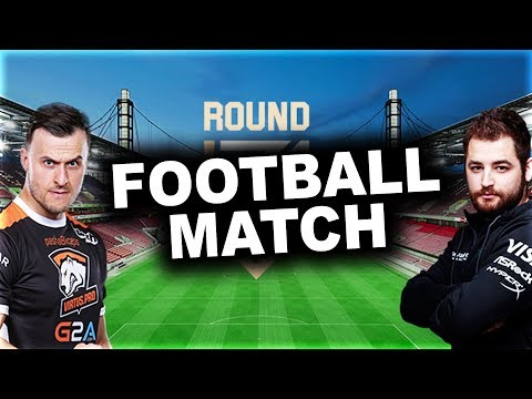 VIRTUS PRO VS SK GAMING FOOTBALL MATCH
