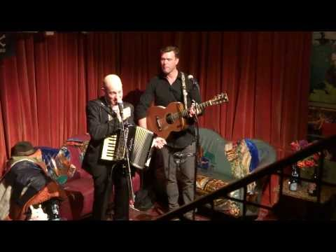 Geoff Berner vs  Corb Lund - I Wonder What All The Ugly People Are Doing Tonight