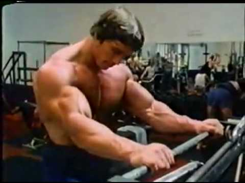 Arnold schwarzenegger biceps training youtube arnold schwarzenegger biceps training malvernweather Image collections