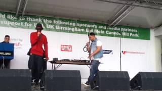 Birmingham eid mela 2013 sparkman ft muki