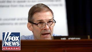 Jordan presses Vindman on unnamed official he spoke to after Ukraine call