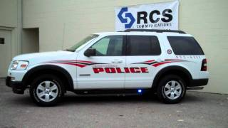 University of Louisville Police- Ford Explorer