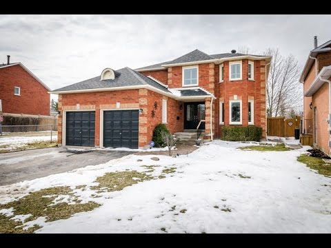 86 Golden Meadow Rd Barrie Ontario Barrie Real Estate Tours HD Video Tour