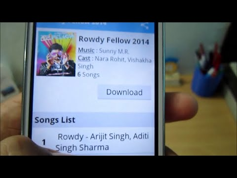 The best way to download Telugu mp3 songs.