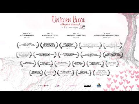 SANGRE DE UNICORNIO (UNICORN BLOOD SHORT FILM)