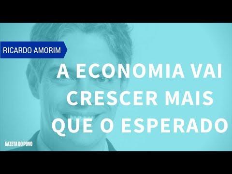 Ricardo Amorim: A economia vai crescer mais que o esperado