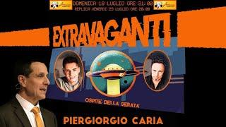 #EXTRAVAGANTI: Intervista a Pier Giorgio #Caria