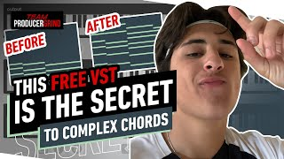 This FREE VST is The Secret to Complex Chords (NO MUSIC THEORY)