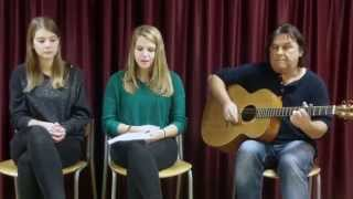 Mistletoe - Acoustic Cover - Viola, Nadine & Helmut Bickel