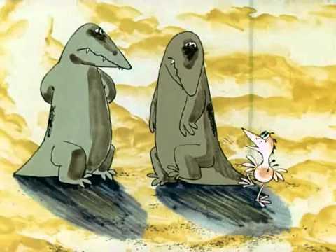 Что случилось с крокодилом?