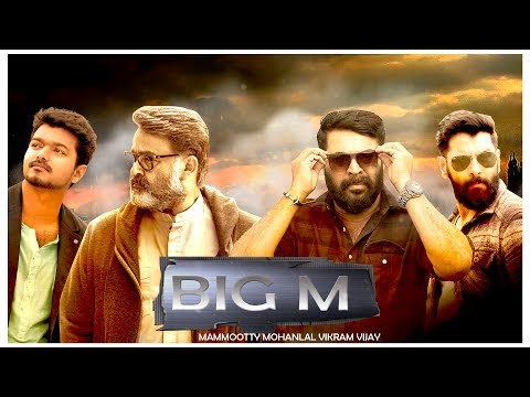 The Big Ms | Mohanlal | Mammootty | Vikram...