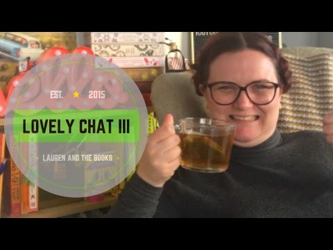 Lovely Chat III | Lauren and the Books