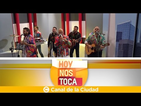 """<h3 class=""""list-group-item-title"""">Los Tekis nos deleita con sus canciones en Hoy nos toca</h3>"""