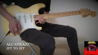 Yngwie - JET TO JET - Guitar Solo Cover