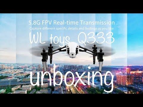 WLtoys Q333-B - Нов модел трансформиращ се квадрокоптер 22