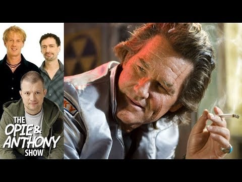 Opie & Anthony - Kurt Russell Interview