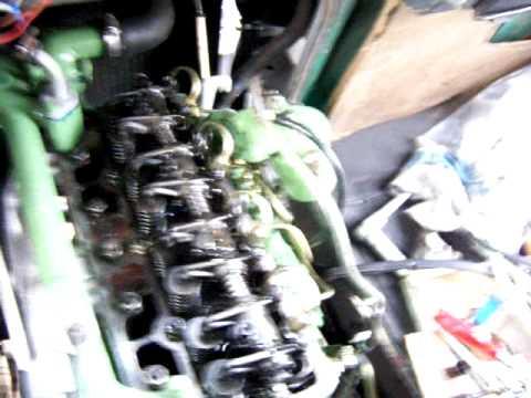 Mercedes 608 d/MB 608 D/om 314/ der erste probelauf