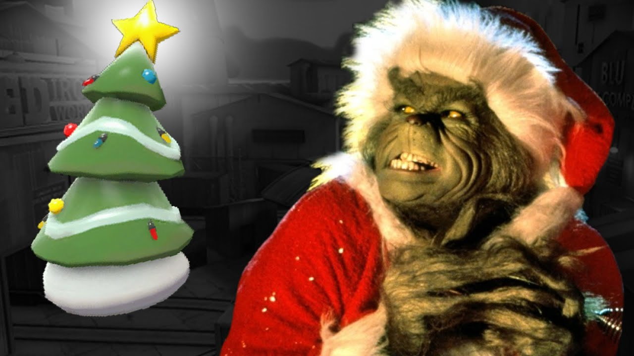 TF2: The Grinch talks Smissmas - If you don't like this video that's because its in early access. It'll be better later.