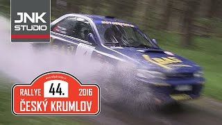 Rally Český Krumlov 2016 (HA)