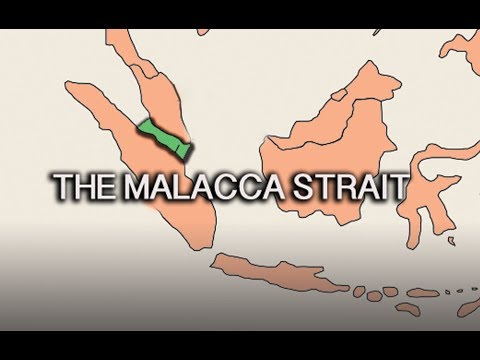 How Indian Presence in Malacca Straits Upset Chinese?