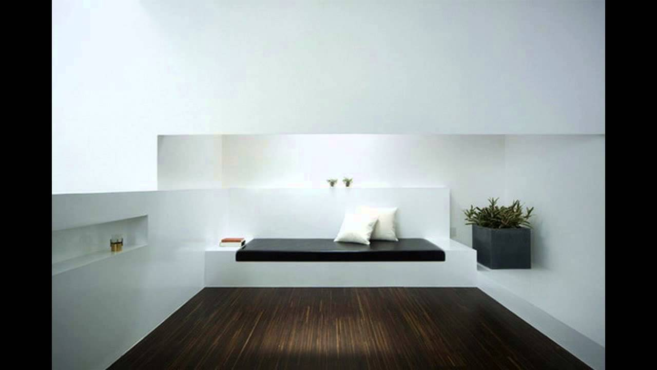 Japanese minimalism the ant house youtube for Minimalist design