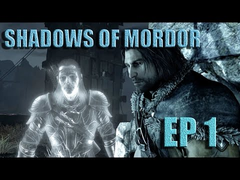 Shadow of Mordor - Let's Play with Spinningmantis & Squirt - Spoilers