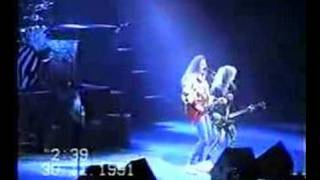 TED NUGENT Motor City Bad Boys -Detroit Cobo Hall 12-30-91
