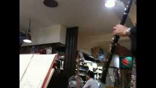 """Curry-Live@DAKA""""Quiet-Live""2012.7.20~ 即興的演奏の夜。"