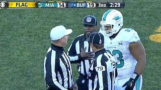 Ndamukong Suh Tells Refs 'I'm Gonna Slam the F**k Out of Him Next Time' After Questionable Call