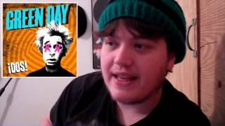 Discography Review Update: Green Day - Uno! Dos! & Tre! Album Reviews