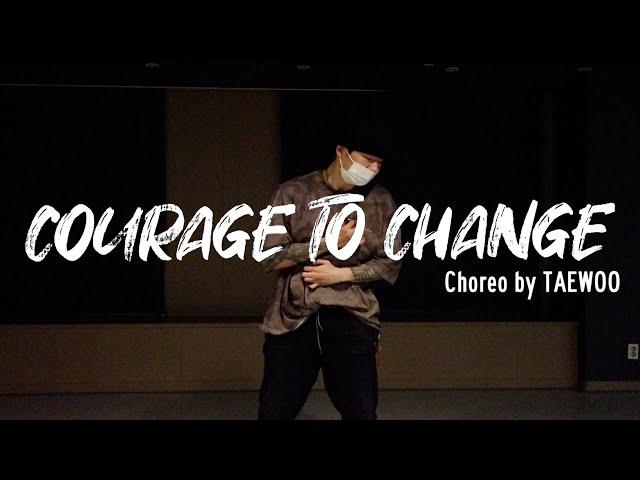EZDANCE I 서인천점 I 이지댄스 I Sia - 'Courage to Change' CHOREOGRAPHY by TAEWOO