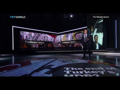 The Newsmakers: The End of Turkey's HDP? and China's Afghan presence