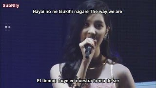 Girls' Generation (SNSD) - Indestructible Live [Sub Español + Rom]