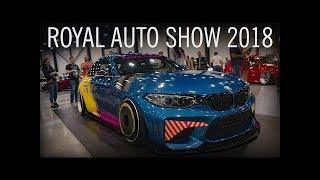 Посетили Royal Auto Show 2018. Все на высшем уровне, но... мы где то потеряли GoPro