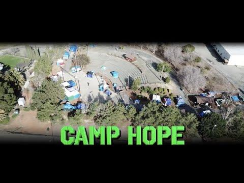 Camp Hope Martinez