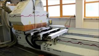 WEEKE WEEKE Optimat BHC 550 CNC Machining Center