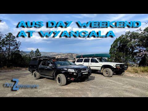 Australia Day Weekend at Wyangala - Adventure 2021