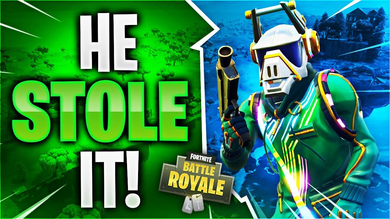 HE STOLE IT! Feat. Typical Gamer, NoahJ456, & Zoof (Fortnite Battle Royale)