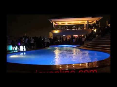 """EXCLUSIVE: Asamoah Gyan's house party inside the $3mil """"LA ..."""
