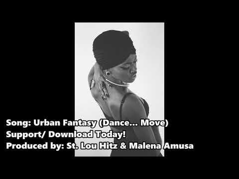 Urban Fantasy (Dance... Move) - Incredible Dance Music !!