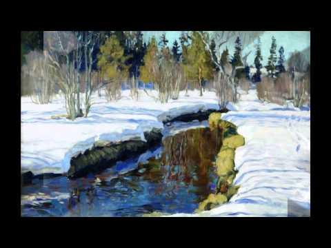Художник Жуковский С.Ю. (1873-1944)