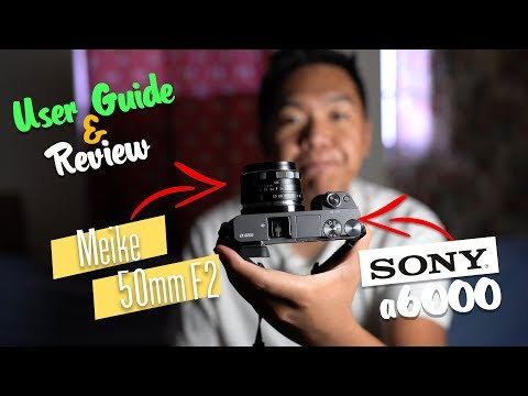 Meike 50mm F/2.0 Review Lens for Sony E-Mount
