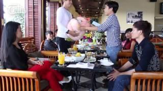 5 fan may mắn được hẹn hò với ca sĩ Hồ Quang Hiếu tự giới thiệu bản thân