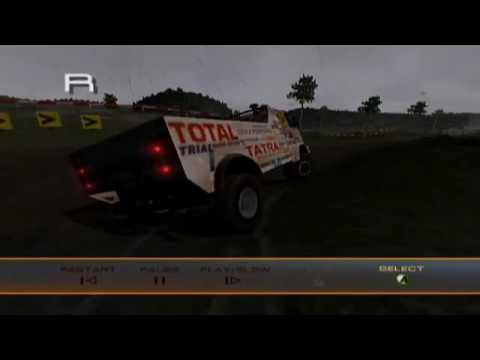Dakar Rally 2 Replay (Tatra Rally Truck)