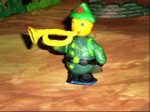Песенка о маленьком трубаче