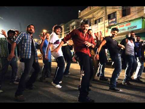 MANKATHA - Ballelakka LYRICS & SONG!!! HQ!!!